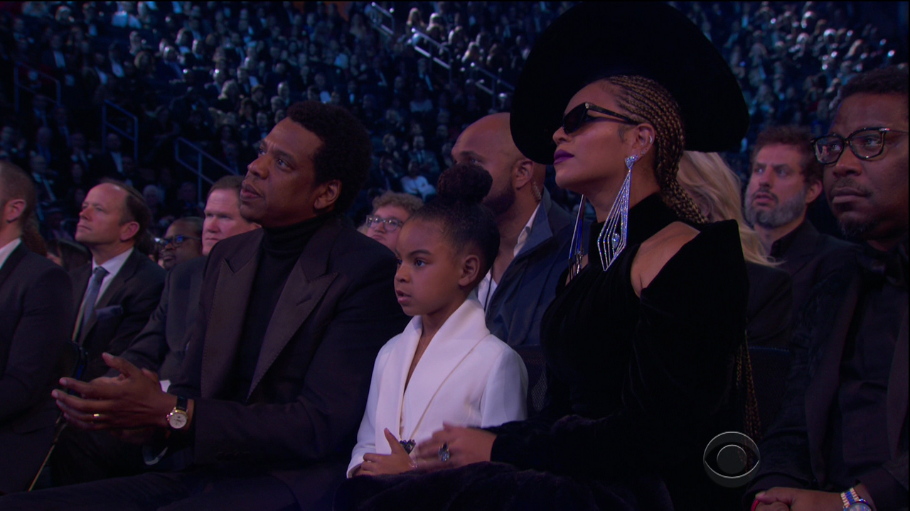 Watch Blue Ivy Be Completely Embarrassed By Beyonce & Jay-Z, Proving No Parents Are Cool